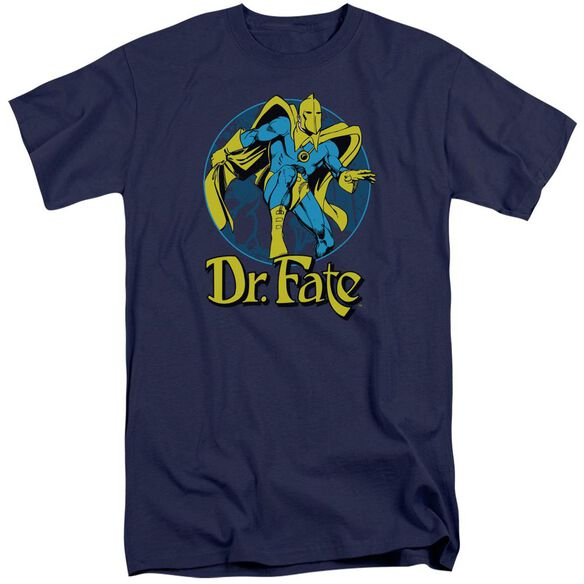 Dc Dr Fate Ankh Short Sleeve Adult Tall T-Shirt