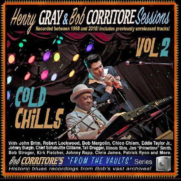 Henry Gray Bob Corritore - Cold Chills
