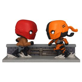 Funko Pop! - DC Comic Red Hood vs. Deathstroke Comic Moment - SDCC 2020 Previews Exclusive