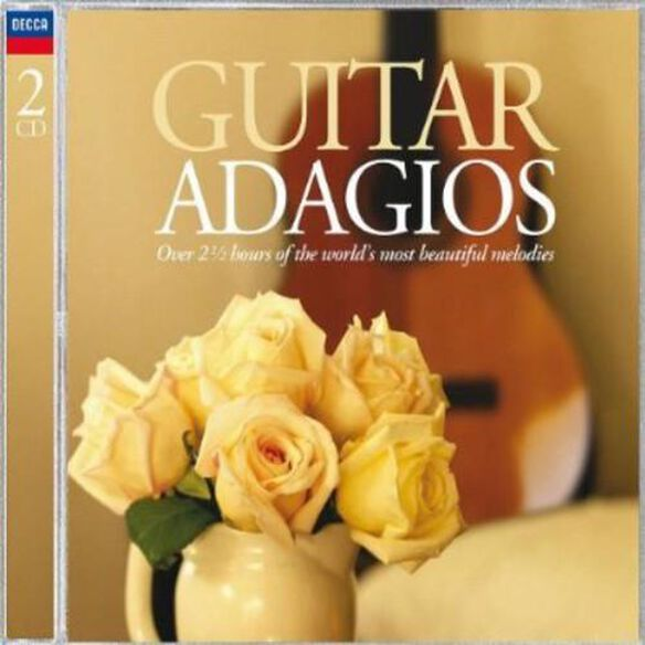 Various Artists - Guitar Adagios / Various