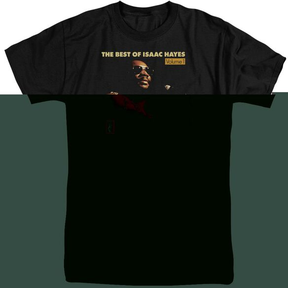 Isaac Hayes Chain Vest Short Sleeve Adult Tall T-Shirt