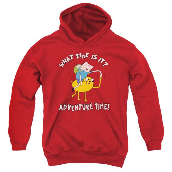 Adventure Time Ride Bump Youth Pull Over Hoodie