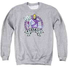Masters Of The Universe Skeletor Adult Crewneck Sweatshirt Athletic