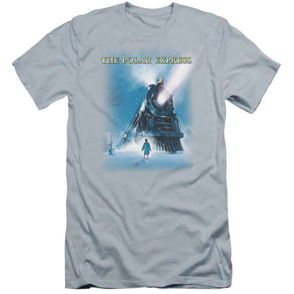 Polar Express Big Train Premuim Canvas Adult Slim Fit Light