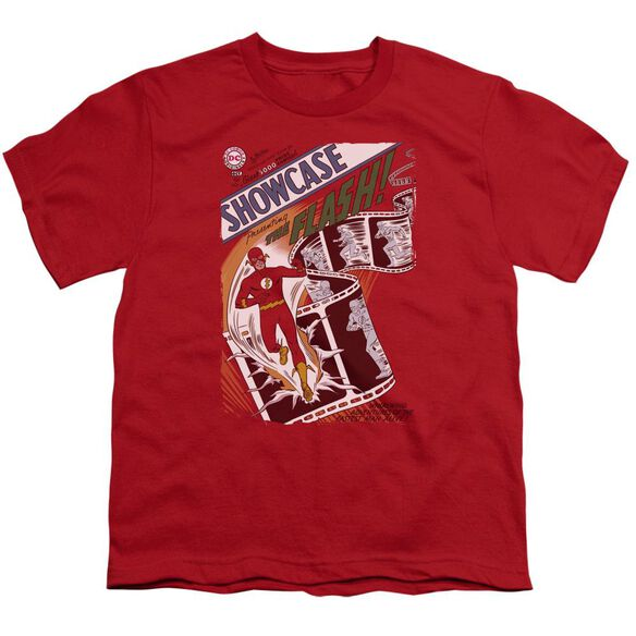 Jla Showcase #4 Cover Short Sleeve Youth T-Shirt