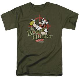 HAGAR THE HORRIBLE BEER HUNTER-S/S ADULT T-Shirt