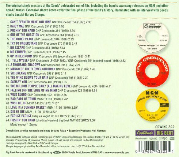 Singles A's & B's 1965 70 (Uk)