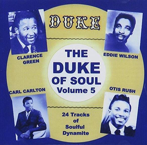 Various Artists - Duke Of Soul 5 (24 Cuts) / Various