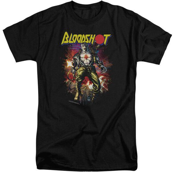 Bloodshot Vintage Bloodshot Short Sleeve Adult Tall T-Shirt