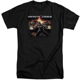 Infinite Crisis Batmen Short Sleeve Adult Tall T-Shirt