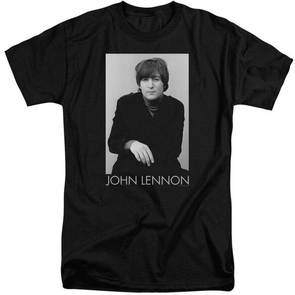 John Lennon Ex Beatle Short Sleeve Adult Tall T-Shirt