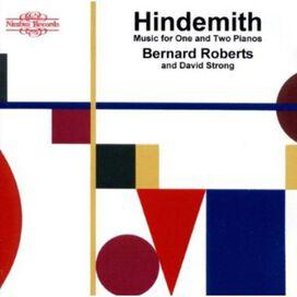 Bernard Roberts - Music for 1 & 2 Pianos