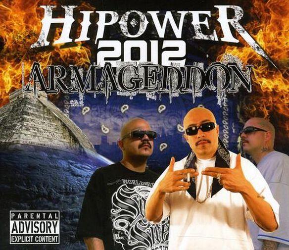Various Artists - Hipower 2012 Armageddon