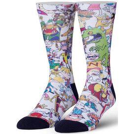 Nickelodeon 90's Squad Socks