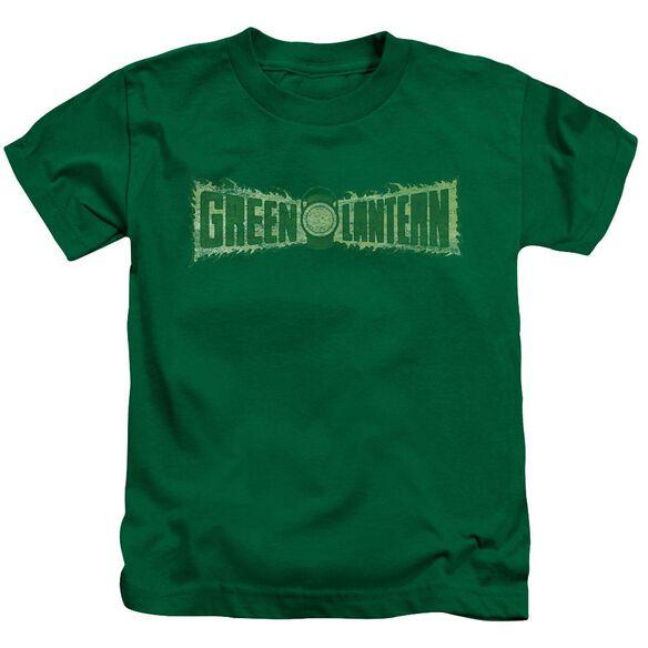 Lantern Flame Logo Short Sleeve Juvenile Kelly T-Shirt