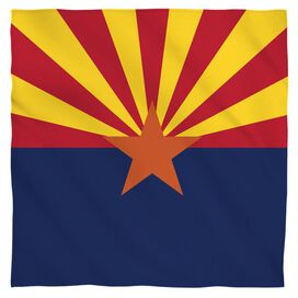 Arizona Flag Bandana