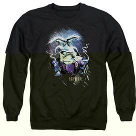 Farscape Rygel Smoking Guns - Adult Crewneck Sweatshirt