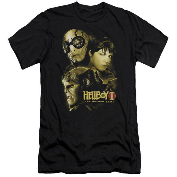 Hellboy Ii Ungodly Creatures Premuim Canvas Adult Slim Fit