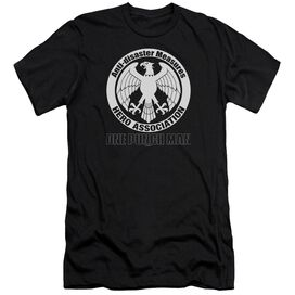 One Punch Man Hero Association Logo Hbo Short Sleeve Adult T-Shirt