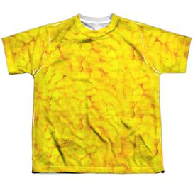 Sesame Street Big Bird Costume Short Sleeve Youth Poly Crew T-Shirt