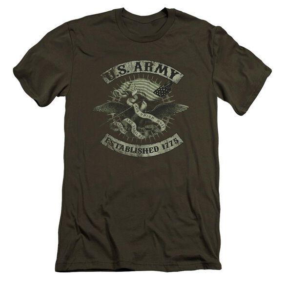 Army Union Eagle Premuim Canvas Adult Slim Fit Military