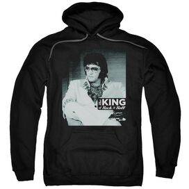 Elvis Good To Be Adult Pull Over Hoodie