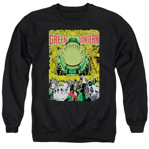 Green Lantern Gl #200 Cover Adult Crewneck Sweatshirt