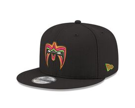 New Era 9FIFTY WWE Ultimate Warrior Snapback Hat