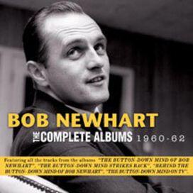 Bob Newhart - Complete Albums, 1960-1962
