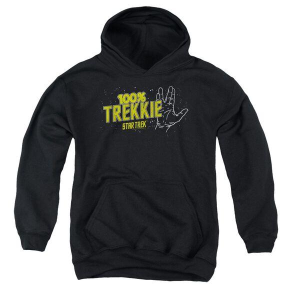 Star Trek Trekkie Youth Pull Over Hoodie