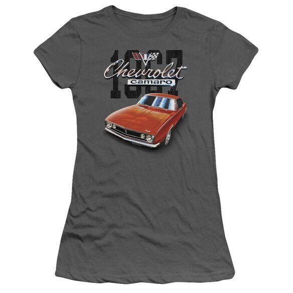 Chevrolet Classic Camaro Short Sleeve Junior Sheer T-Shirt