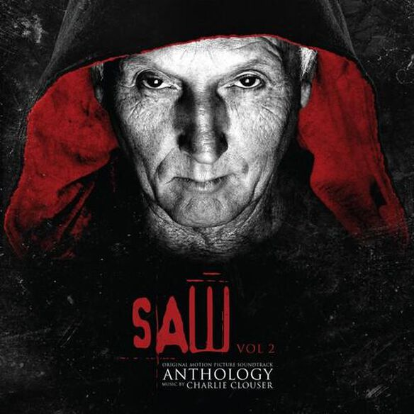 Charlie Clouser - SAW Anthology 2 Soundtrack [Exclusive Silver Vinyl]