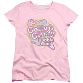 Dubble Bubble Cotton Candy Short Sleeve Womens Tee T-Shirt