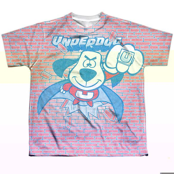 UNDERDOG BURST-S/S YOUTH T-Shirt