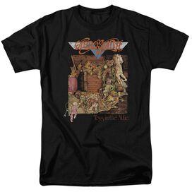 Aerosmith Toys Short Sleeve Adult T-Shirt