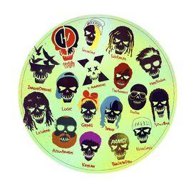 Various Artists - Suicide Squad - The Album [Exclusive Picture Disc 2LP Vinyl]