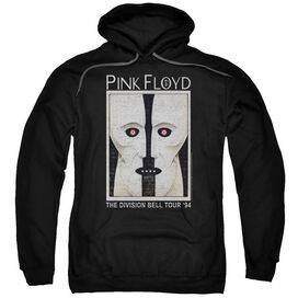Pink Floyd The Division Bell Adult Pull Over Hoodie Black