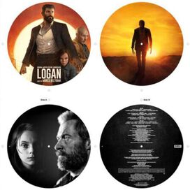 Marco Beltrami - Logan Original Soundtrack [Exclusive Picture Disc]