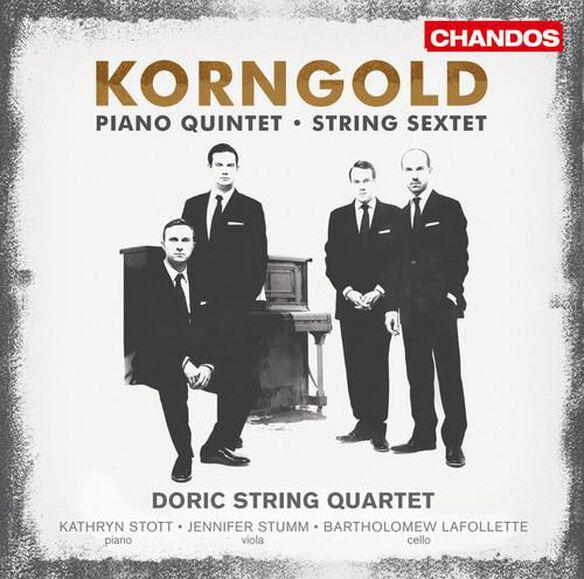 Piano Quintet & String Sextet