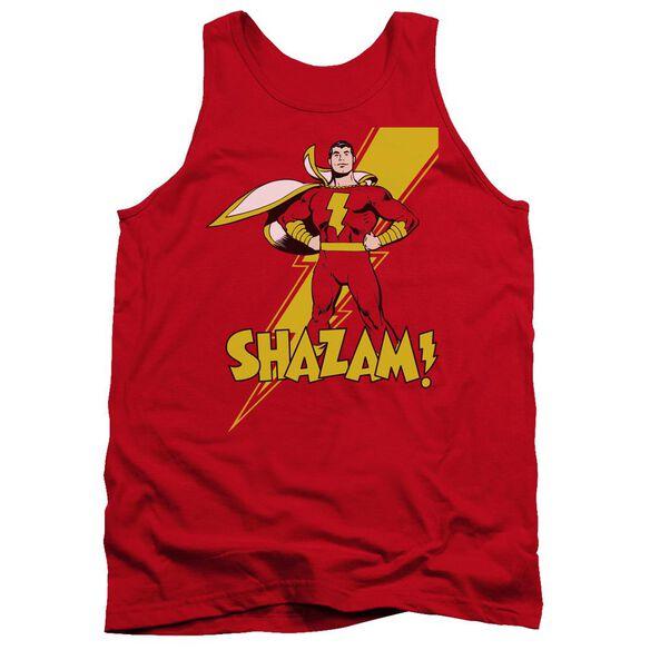 Dc Shazam! Adult Tank