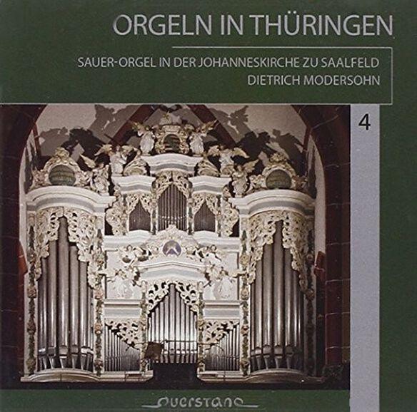Dietrich Modersohn/ Various - Orgeln in Thuringen 4