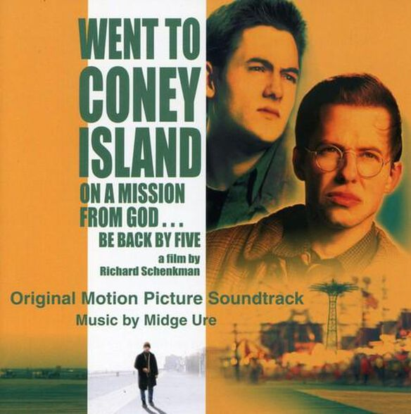 Went To Coney Island On Mission From God Ost