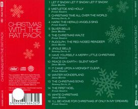 Frank Sinatra/Dean Martin/Sammy Davis, Jr. - Christmas with the Rat Pack