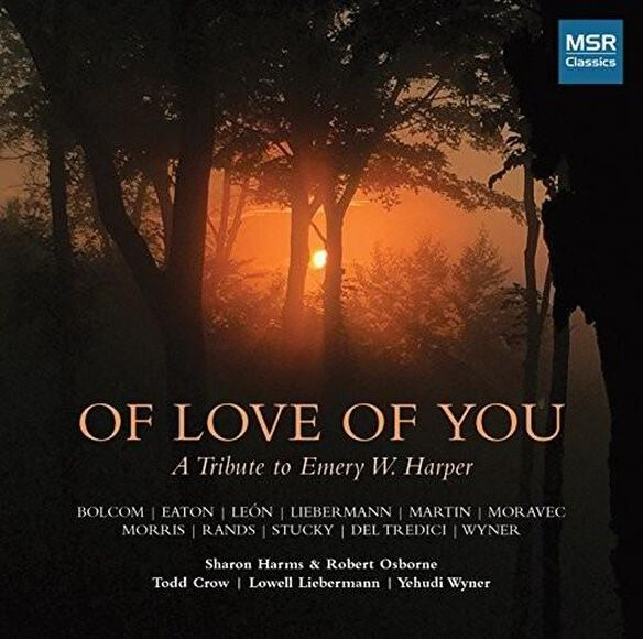 Of Love Of You: Tribute To Emery W. Harper