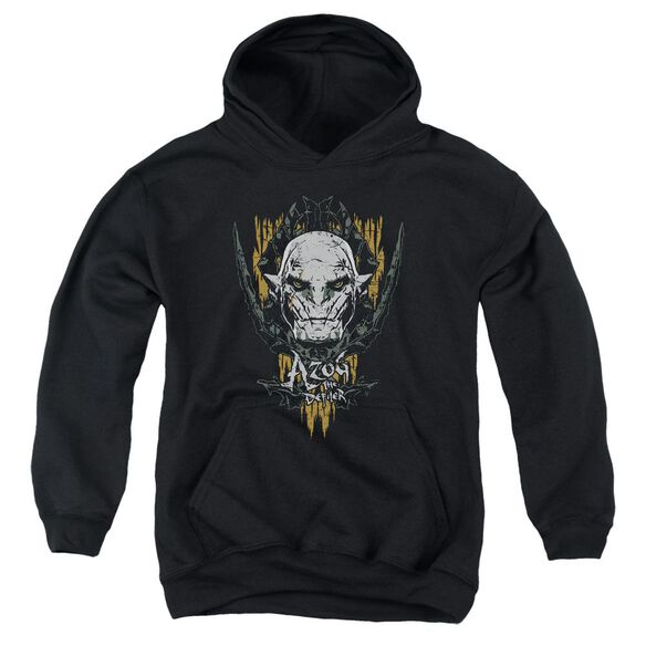 Hobbit Azog Youth Pull Over Hoodie
