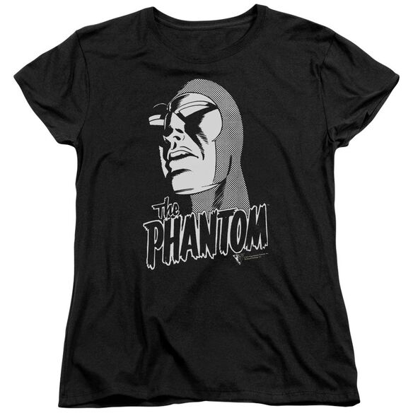 Phantom Inked Short Sleeve Womens Tee T-Shirt