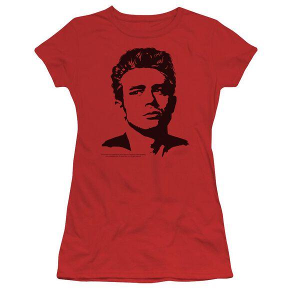 Dean Dean Short Sleeve Junior Sheer T-Shirt