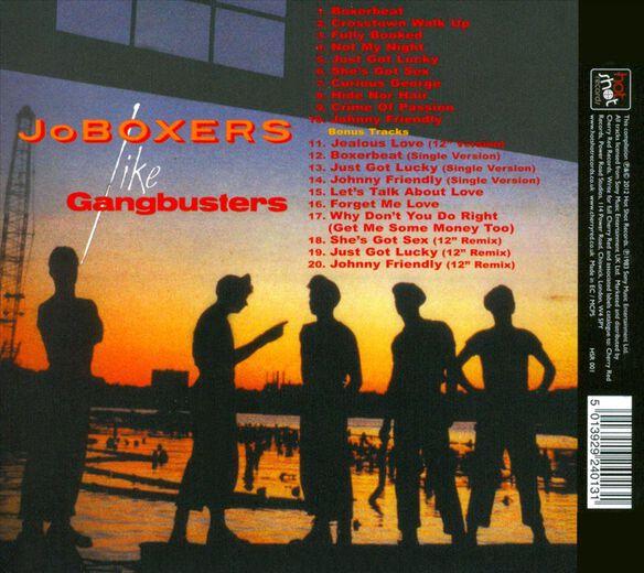 Like Gangbusters (Bonus Tracks) (Rmst)