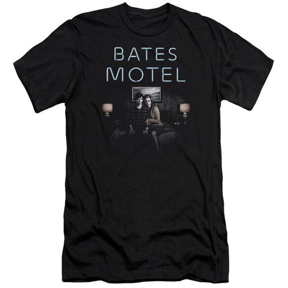 Bates Motel Motel Room Short Sleeve Adult T-Shirt