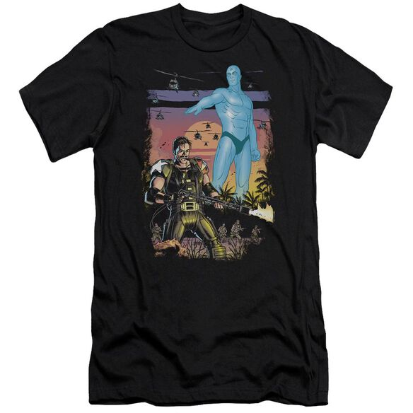 Watchmen Winning The War Premuim Canvas Adult Slim Fit